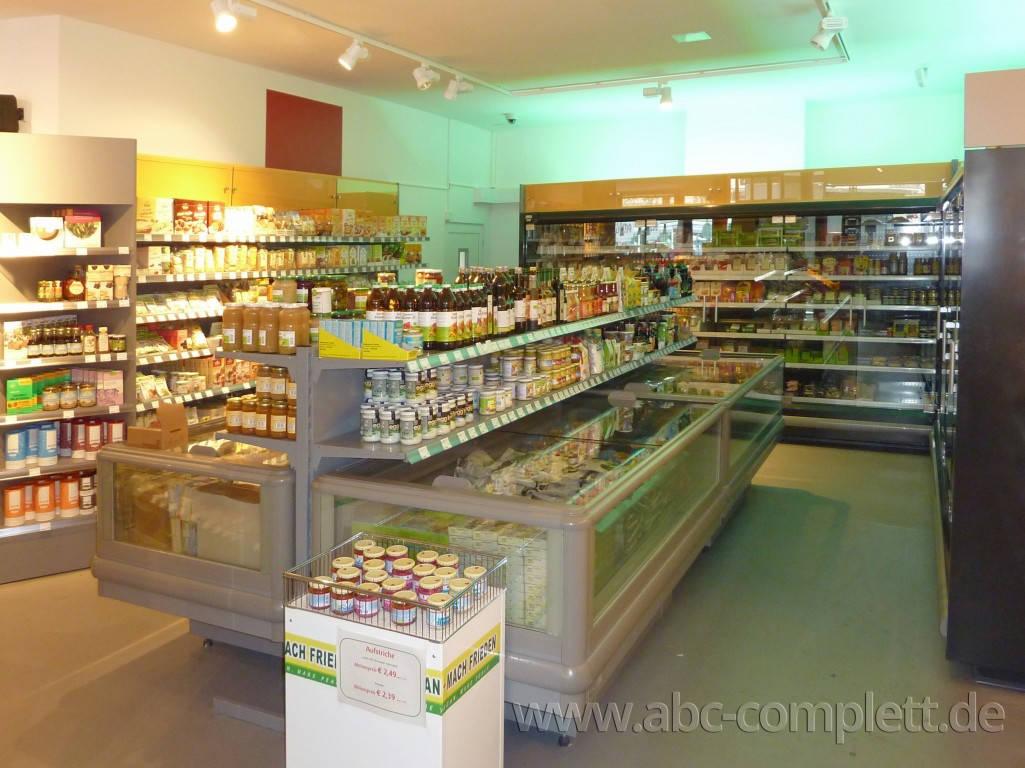 Ansicht des Geschäfts: Veganz wir lieben leben, veganer Supermarkt, Frankfurt am Main, Foto 7