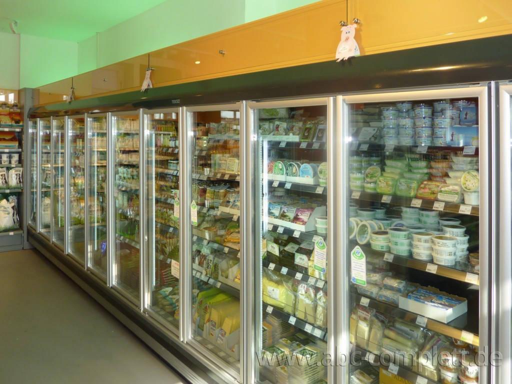 Ansicht des Geschäfts: Veganz wir lieben leben, veganer Supermarkt, Berlin / Friedrichshain, Foto 6