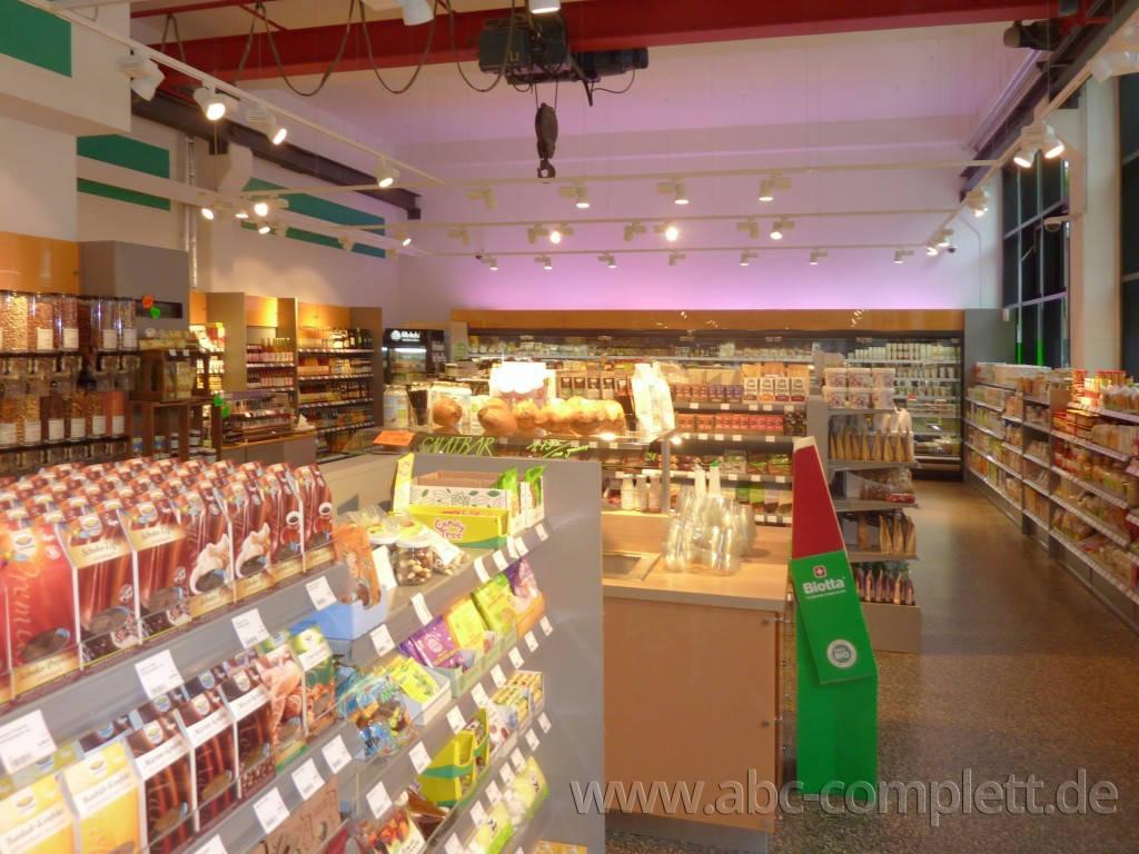 Ansicht des Geschäfts: Veganz wir lieben leben, veganer Supermarkt, Hamburg / Altona, Foto 1