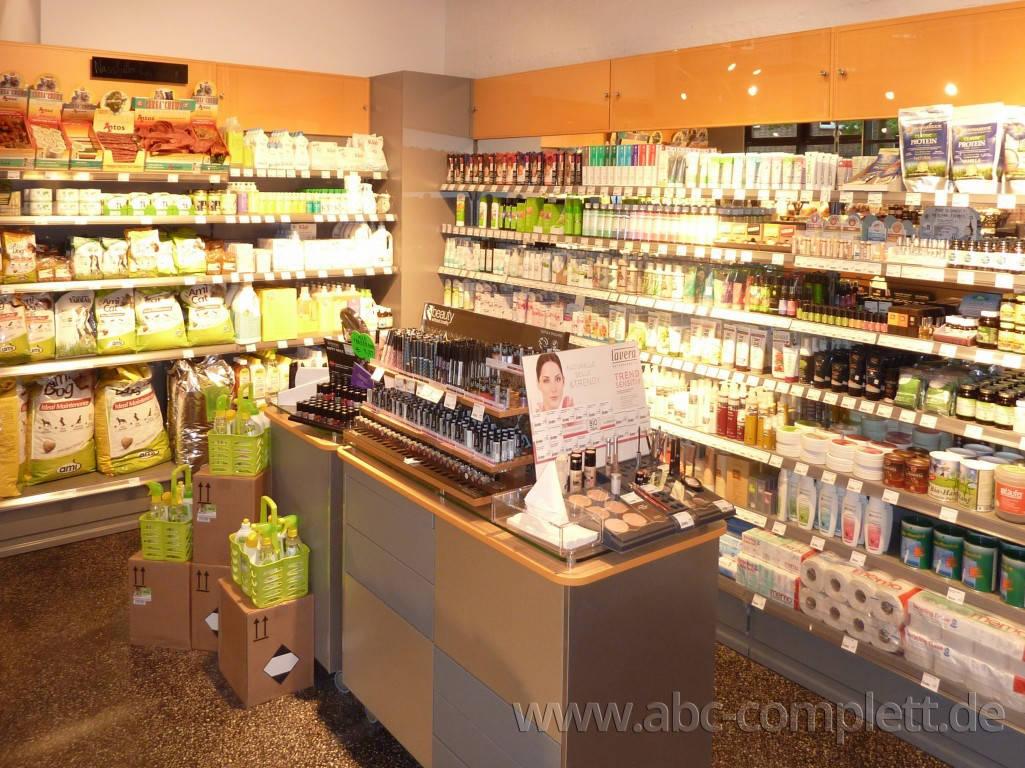 Ansicht des Geschäfts: Veganz wir lieben leben, veganer Supermarkt, Hamburg / Altona, Foto 2