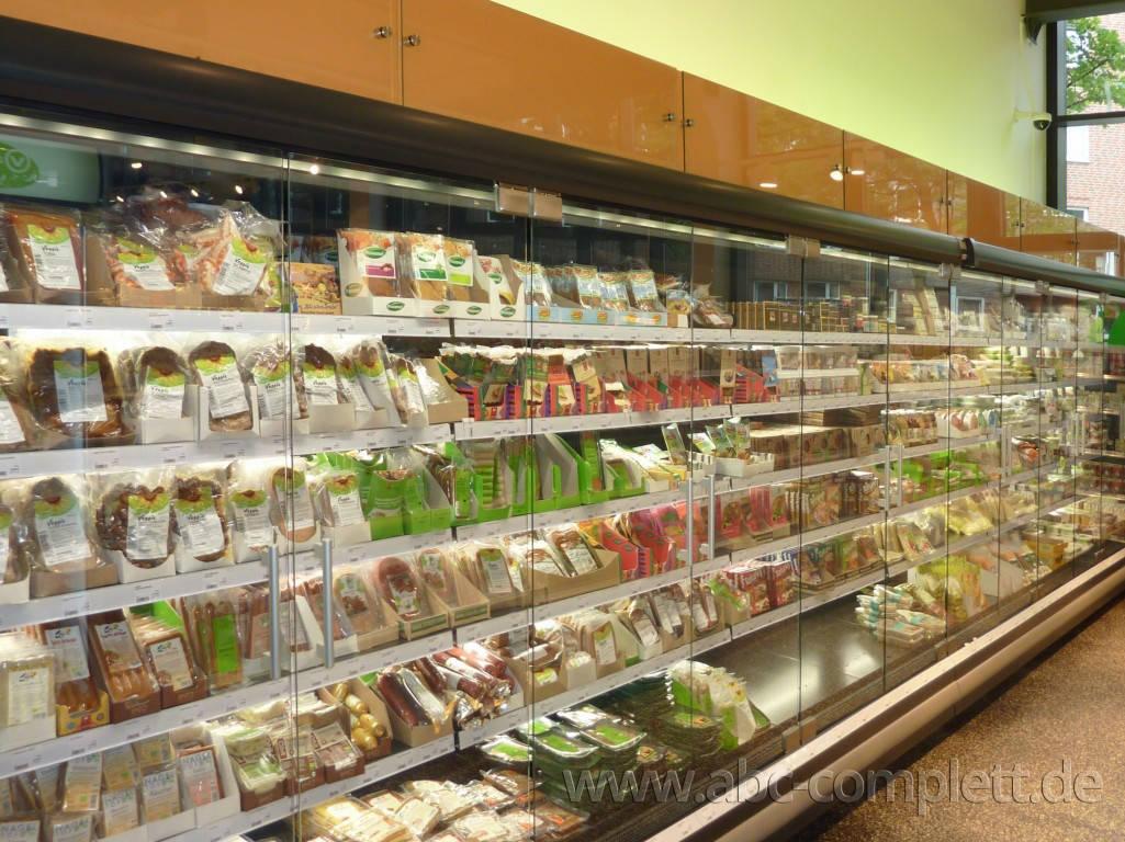 Ansicht des Geschäfts: Veganz wir lieben leben, veganer Supermarkt, Hamburg / Altona, Foto 4