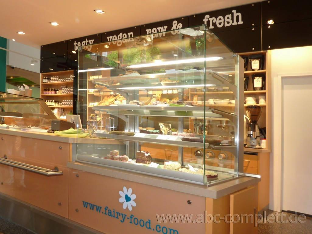 Ansicht des Geschäfts: Veganz wir lieben leben, veganer Supermarkt, Hamburg / Altona, Foto 7