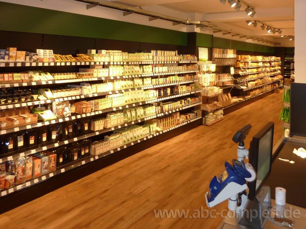 Ansicht des Geschäfts: Maran Vegan, veganer Supermarkt, Wien, Foto 11