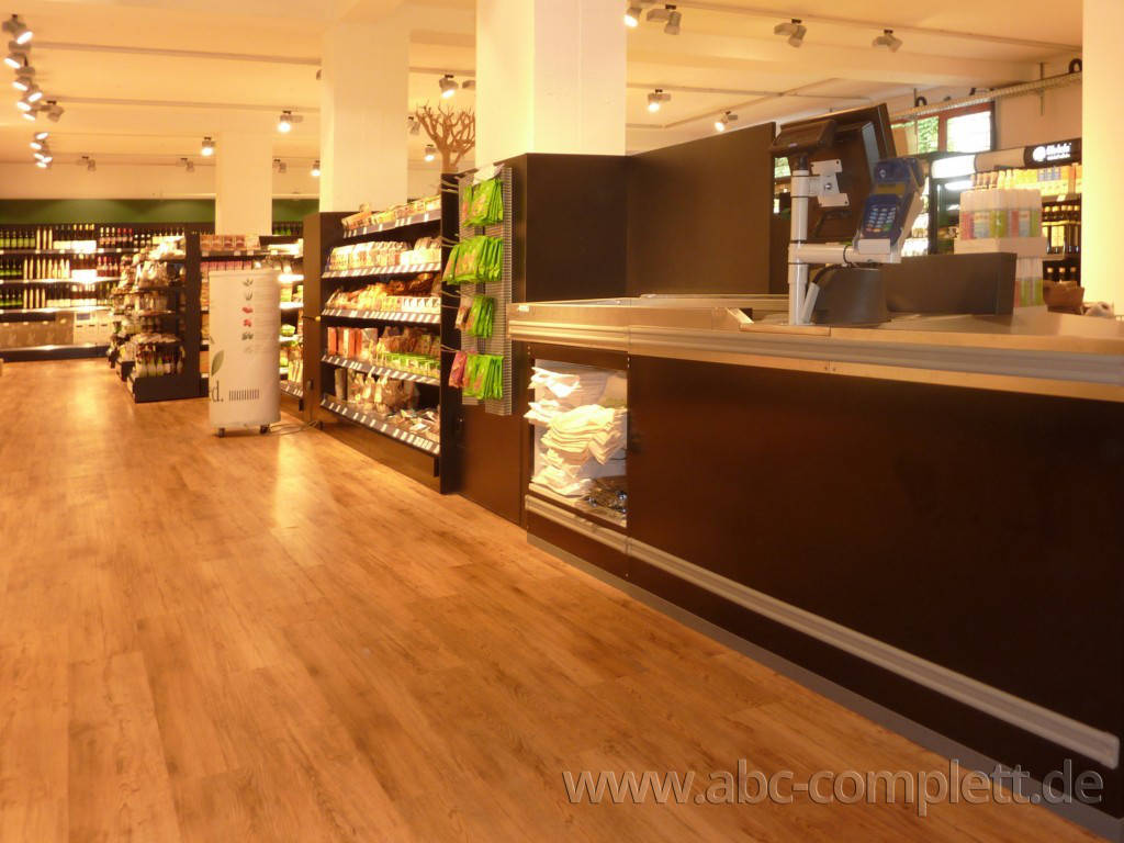 Ansicht des Geschäfts: Maran Vegan, veganer Supermarkt, Wien, Foto 1