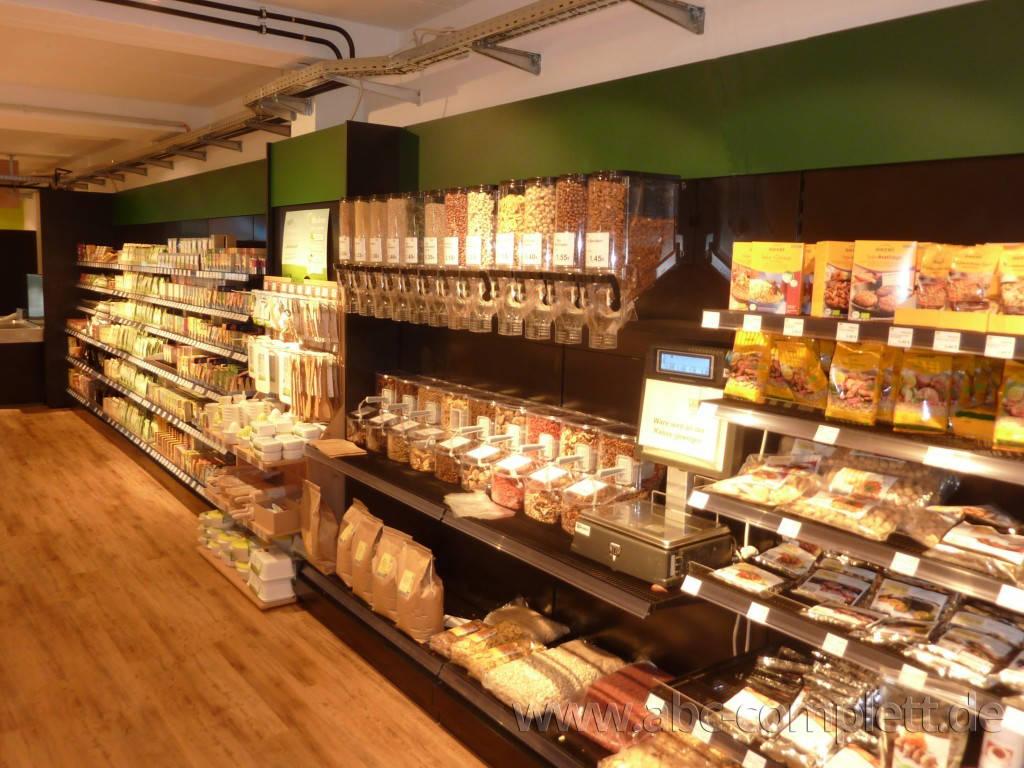 Ansicht des Geschäfts: Maran Vegan, veganer Supermarkt, Wien, Foto 2