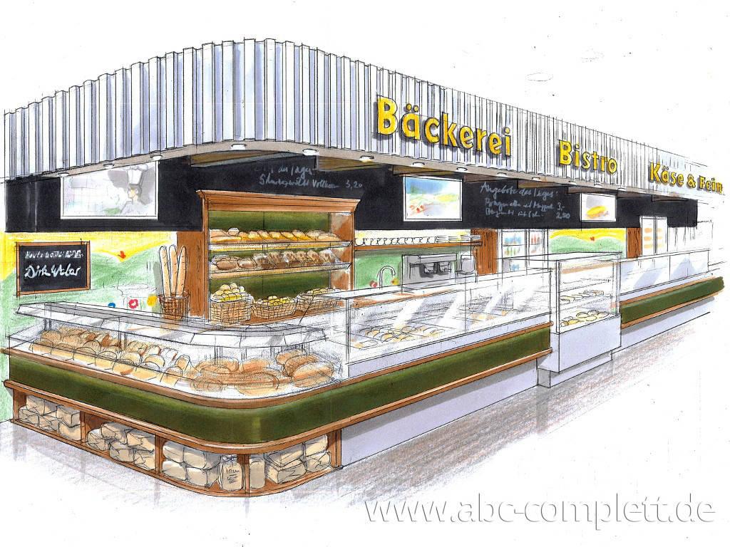 Ansicht des Geschäfts: LPG BioMarkt   lecker preiswert gesund, Filialen lt. Referenzliste Biosupermärkte, Berlin / Steglitz, Foto 2