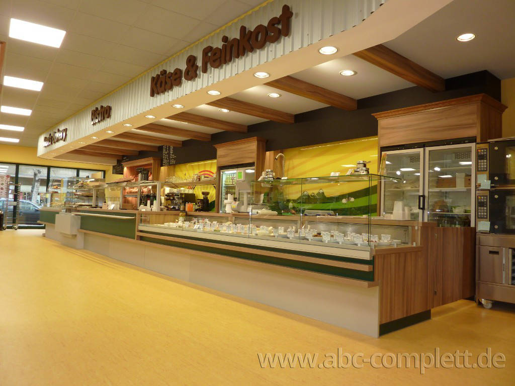 Ansicht des Geschäfts: LPG BioMarkt   lecker preiswert gesund, Filialen lt. Referenzliste Biosupermärkte, Berlin / Steglitz, Foto 4