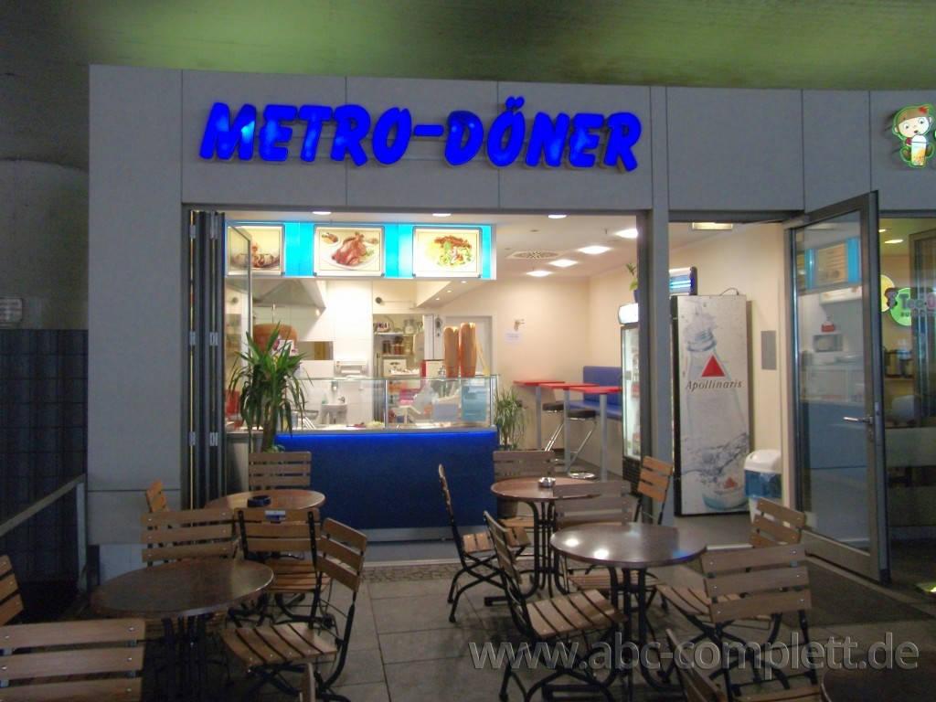 Ansicht des Geschäfts: Metro-Döner, Berlin / Steglitz, Foto 1