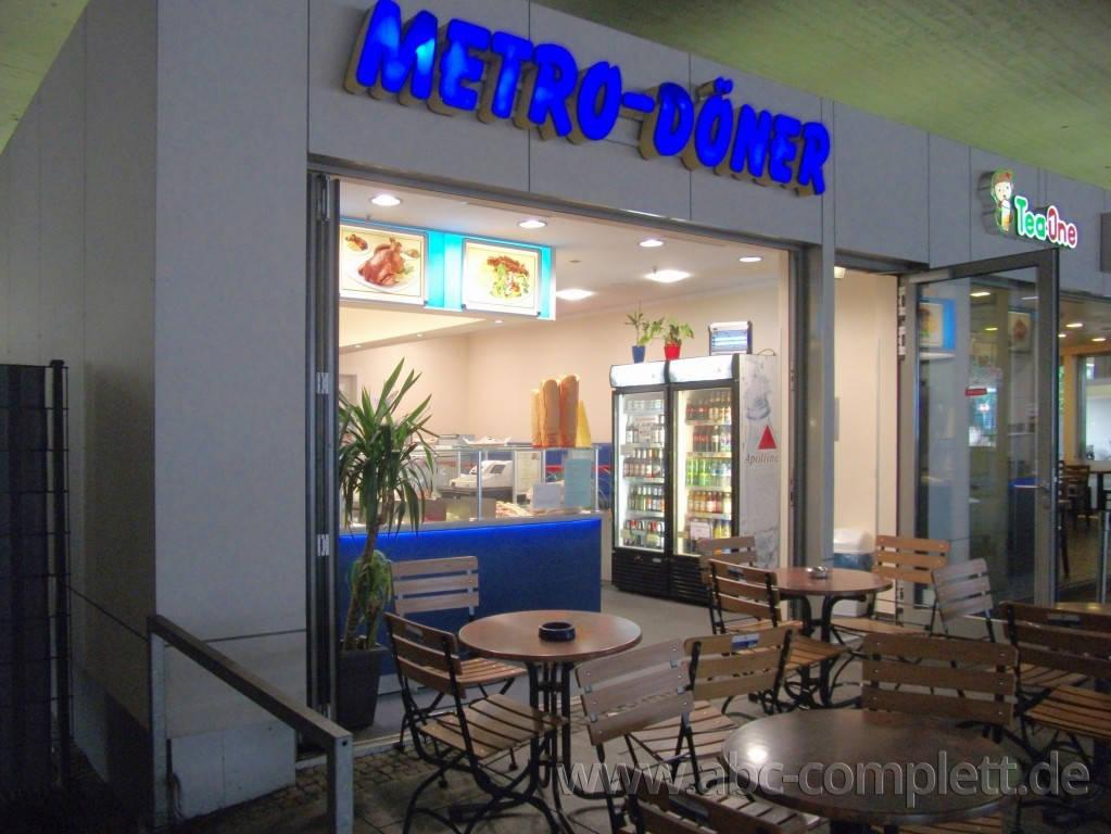 Ansicht des Geschäfts: Metro-Döner, Berlin / Steglitz, Foto 5