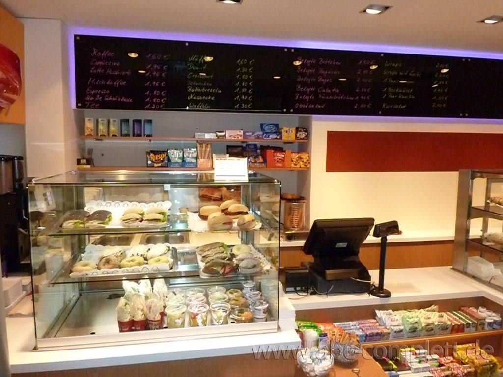 Ansicht des Geschäfts: Charité, Kiosk in der Vorklinik, Berlin / Mitte, Foto 2