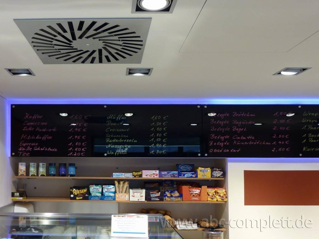Ansicht des Geschäfts: Charité, Kiosk in der Vorklinik, Berlin / Mitte, Foto 3
