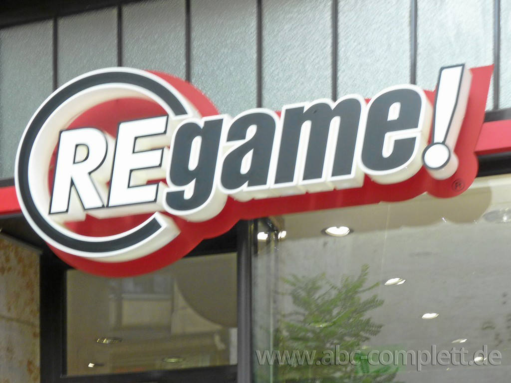 Ansicht des Geschäfts: ReGame, Leipzig, Foto 1