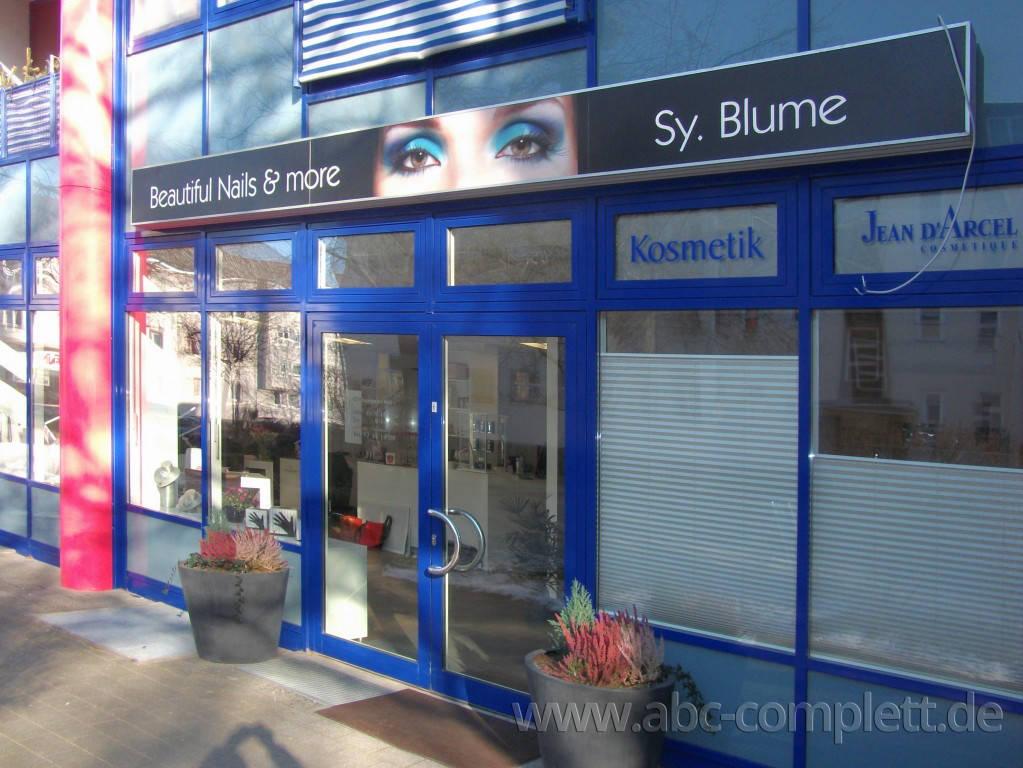 Ansicht des Geschäfts: Blume Kosmetikstudio, Berlin / Lankwitz, Foto 1