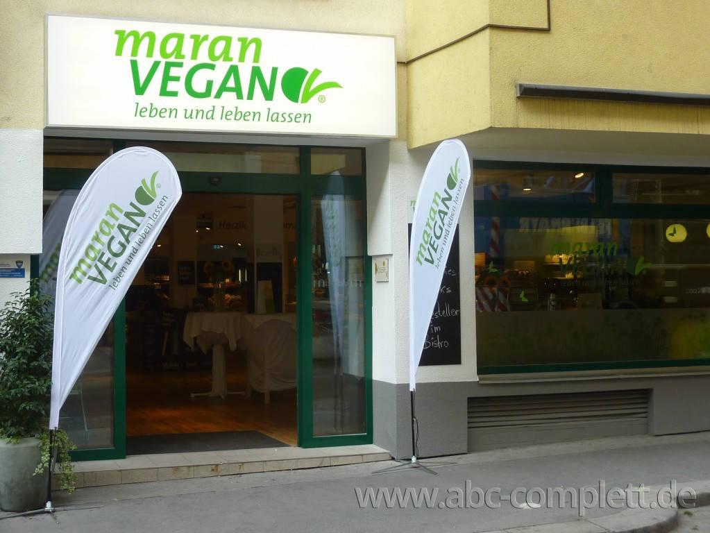 Ansicht des Geschäfts: Maran Vegan, veganer Supermarkt, Wien, Foto 7