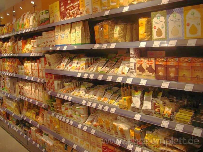 Ansicht des Geschäfts: Veganz wir lieben leben, veganer Supermarkt, München / Glockenbachviertel, Foto 7