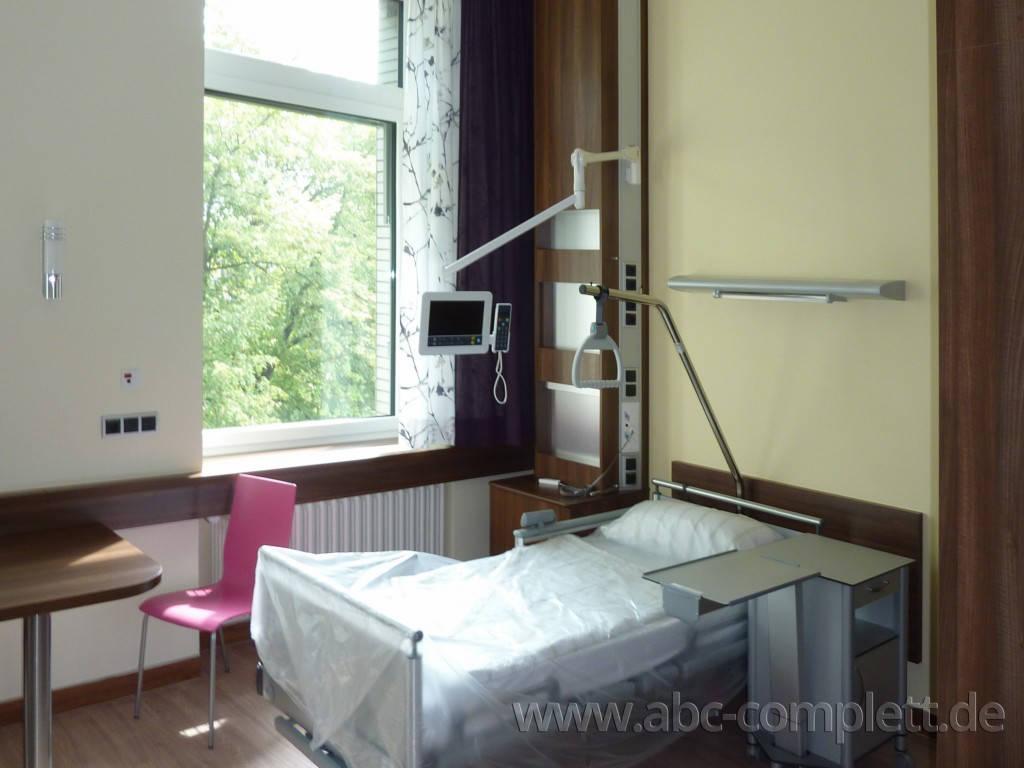 Ansicht des Geschäfts: Jüdisches Krankenhaus Berlin    JKB, Station 8, Berlin / Wedding, Foto 3