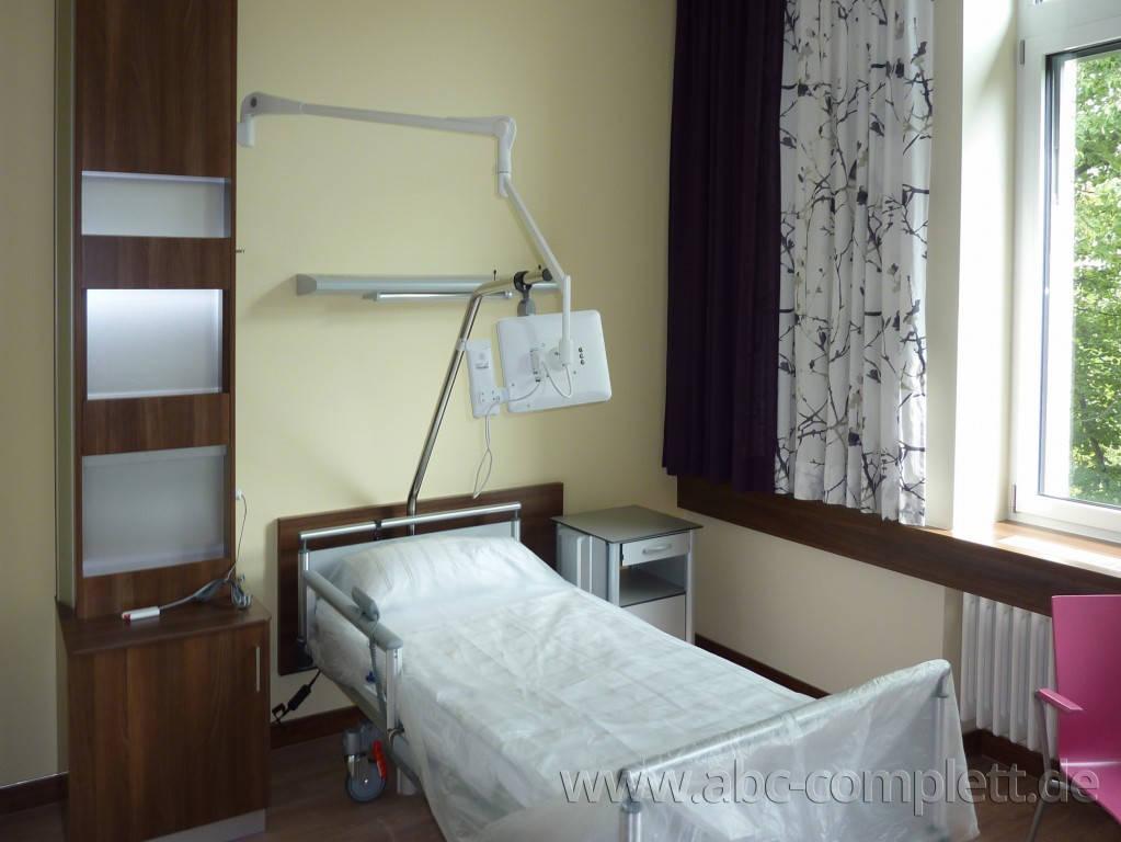 Ansicht des Geschäfts: Jüdisches Krankenhaus Berlin    JKB, Station 8, Berlin / Wedding, Foto 4