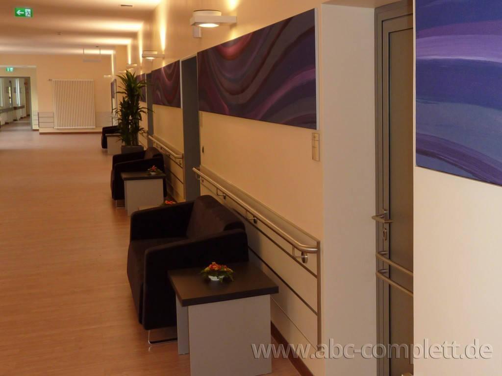 Ansicht des Geschäfts: Jüdisches Krankenhaus Berlin    JKB, Station 8, Berlin / Wedding, Foto 5