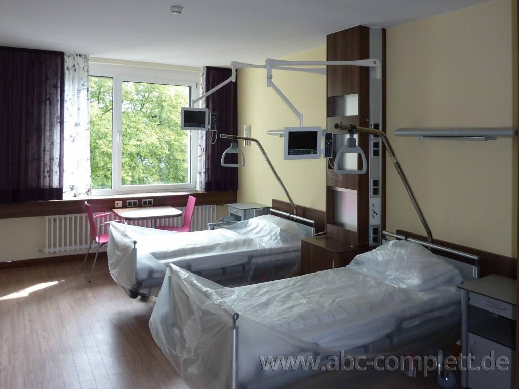 Ansicht des Geschäfts: Jüdisches Krankenhaus Berlin    JKB, Station 8, Berlin / Wedding, Foto 7