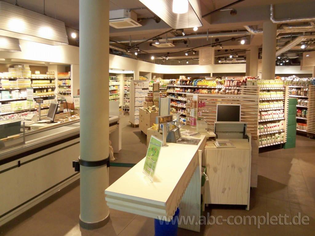 Ansicht des Geschäfts: Bio Company, Rüdesheimer Platz, Berlin / Wilmersdorf, Foto 1