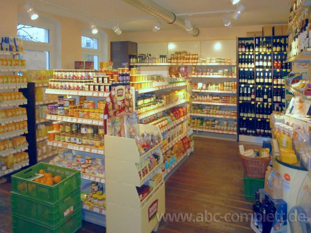 Ansicht des Geschäfts: Bio Konsum, Neuruppin, Foto 1