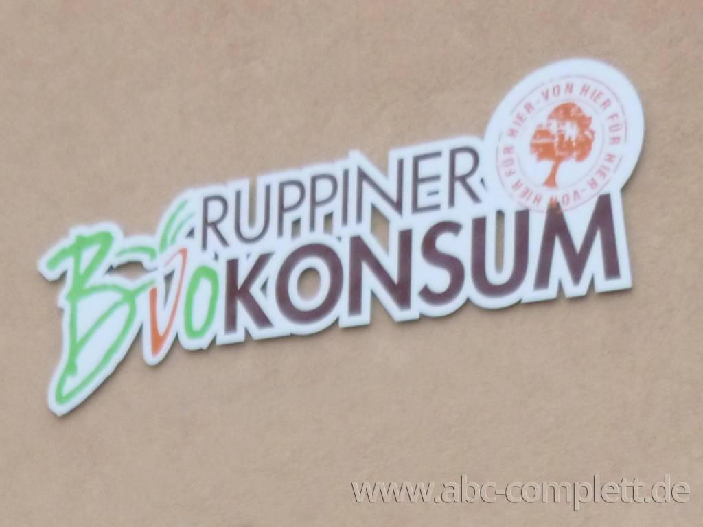 Ansicht des Geschäfts: Bio Konsum, Neuruppin, Foto 2