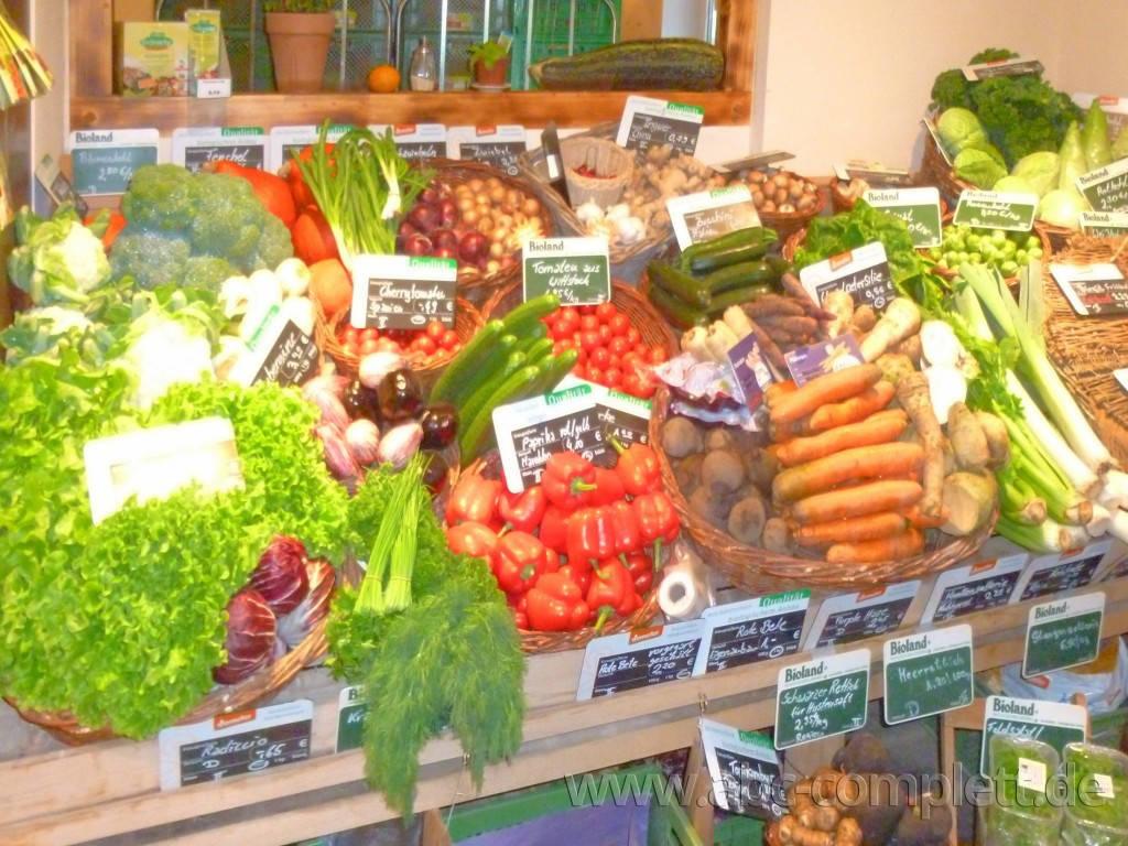 Ansicht des Geschäfts: Bio Konsum, Neuruppin, Foto 5