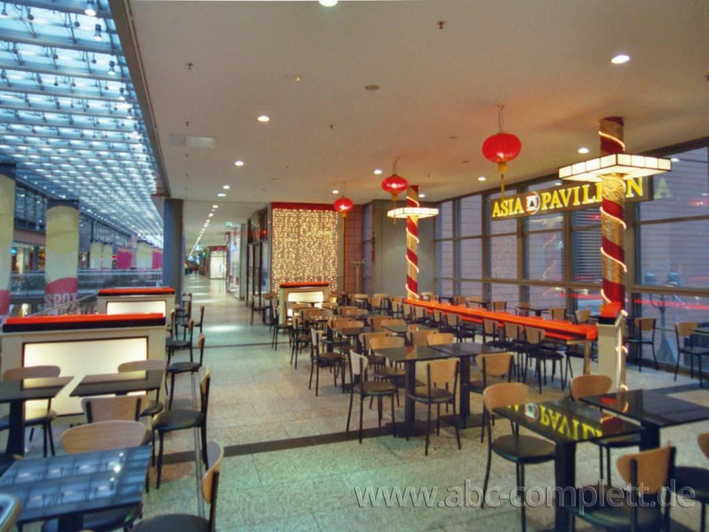 Ansicht des Geschäfts: Asia Pavillon, Potsdamer Platz Arcaden, Berlin / Mitte, Foto 4