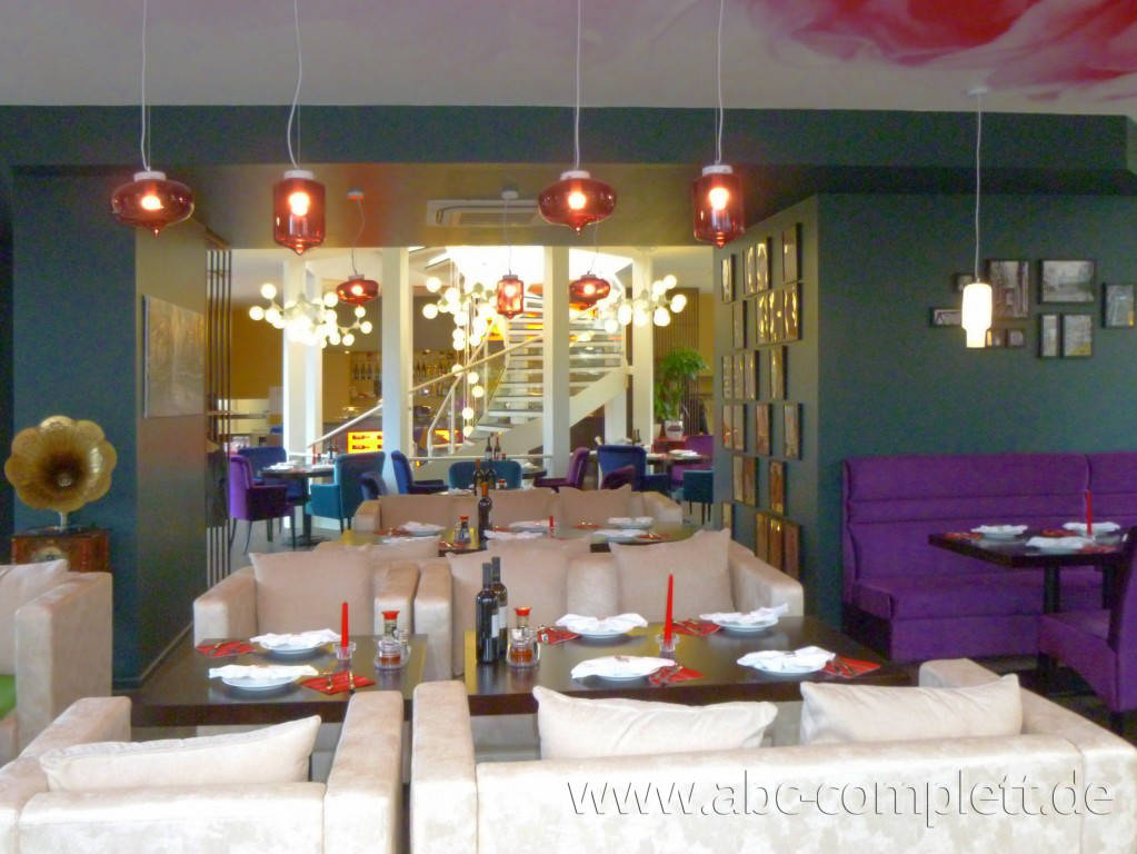 Ansicht des Geschäfts: Rosengarten, China und Japan   Restaurant Bar Cafe, Berlin / Zehlendorf, Foto 2