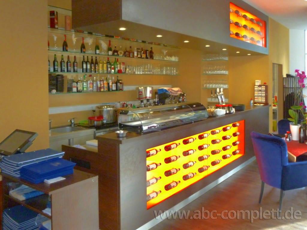 Ansicht des Geschäfts: Rosengarten, China und Japan   Restaurant Bar Cafe, Berlin / Zehlendorf, Foto 5