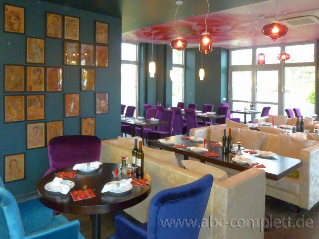 Ansicht des Geschäfts: Rosengarten, China und Japan   Restaurant Bar Cafe, Berlin / Zehlendorf, Foto 7