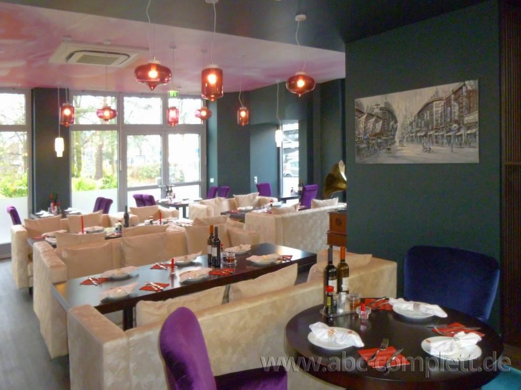 Ansicht des Geschäfts: Rosengarten, China und Japan   Restaurant Bar Cafe, Berlin / Zehlendorf, Foto 8