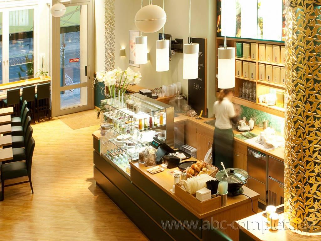 Ansicht des Geschäfts: Chaja Tea, Tea & Tea to go, Berlin / Mitte, Foto 3