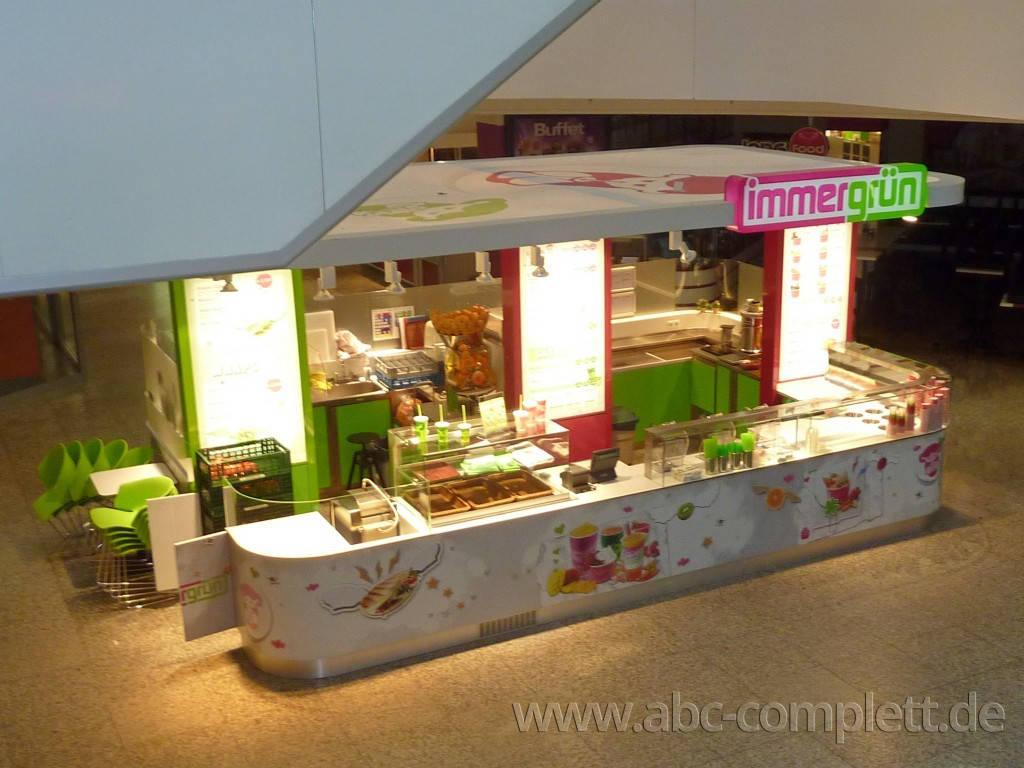 Ansicht des Geschäfts: Immergrün, Filialen lt. Referenzliste, deutschlandweit, Foto 3