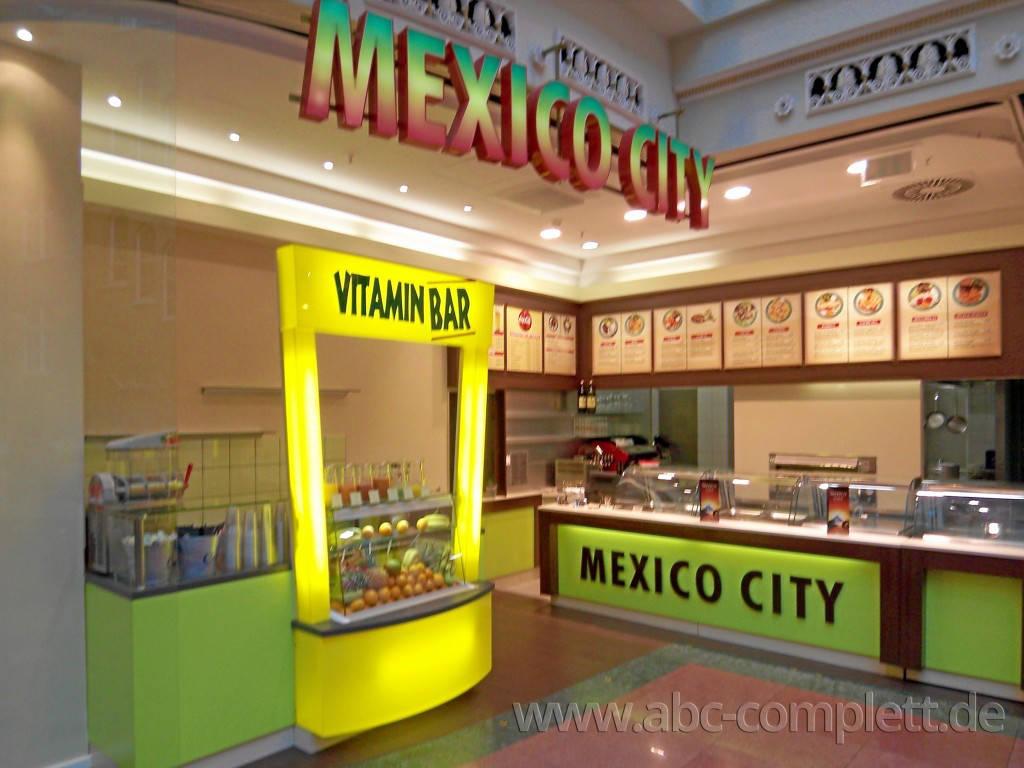 Ansicht des Geschäfts: Mexico City, Das Schloss, Berlin / Steglitz, Foto 3