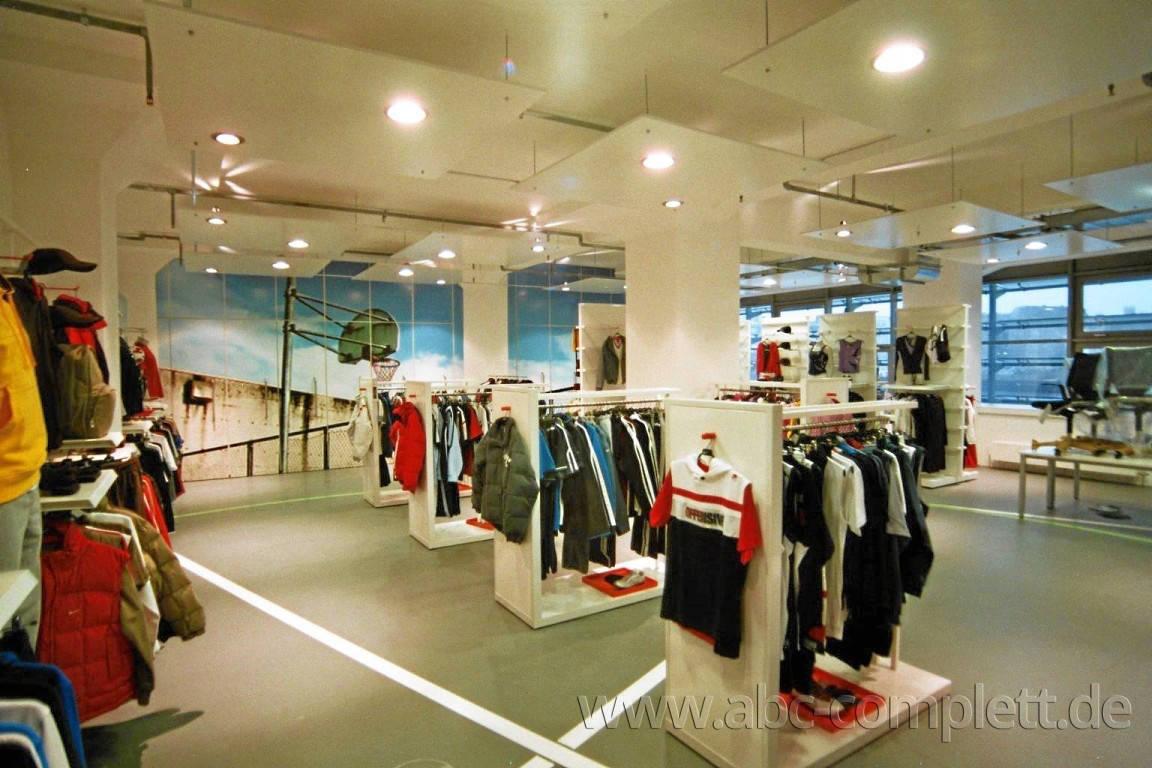 Ansicht des Geschäfts: Nike Showroom bei Universal Music, Design by Nike, Berlin / Friedrichshain, Foto 3
