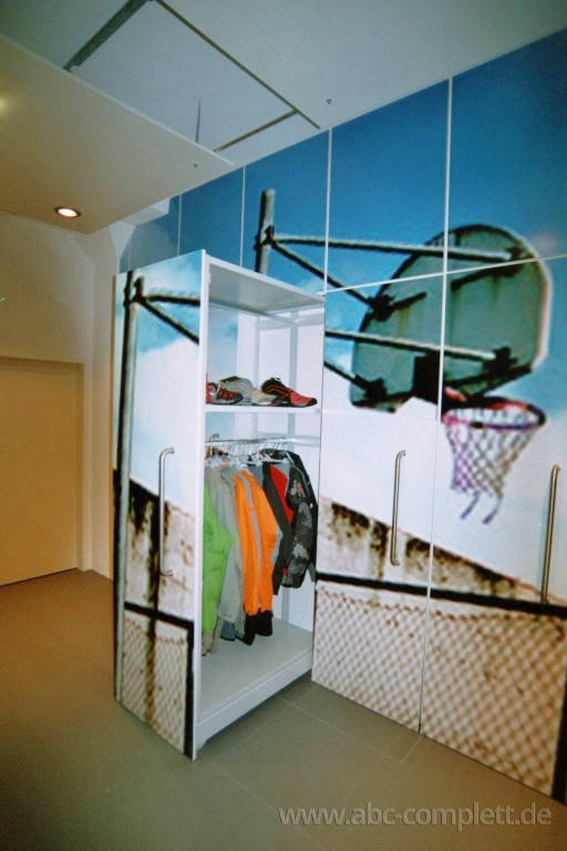 Ansicht des Geschäfts: Nike Showroom bei Universal Music, Design by Nike, Berlin / Friedrichshain, Foto 4