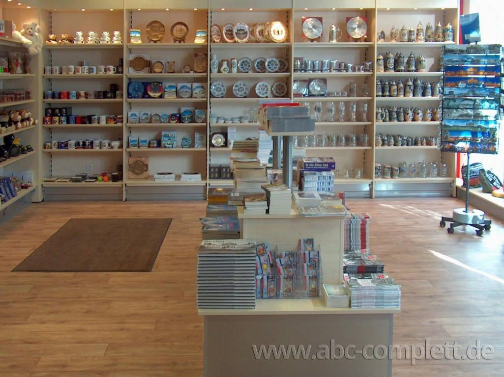 Ansicht des Geschäfts: Marc's Presents & Fashion, Friedrichstrasse, Berlin / Mitte, Foto 6