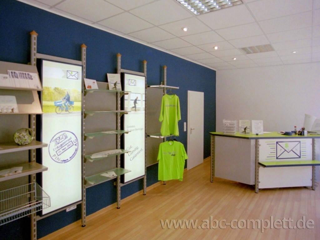 Ansicht des Geschäfts: PIN AG Postshop, 19 Shops (in Shop) lt. Referenzliste, deutschlandweit, Foto 3