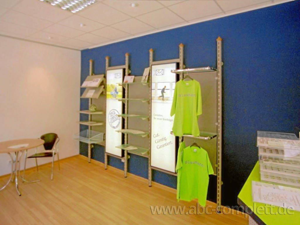 Ansicht des Geschäfts: PIN AG Postshop, 19 Shops (in Shop) lt. Referenzliste, deutschlandweit, Foto 5