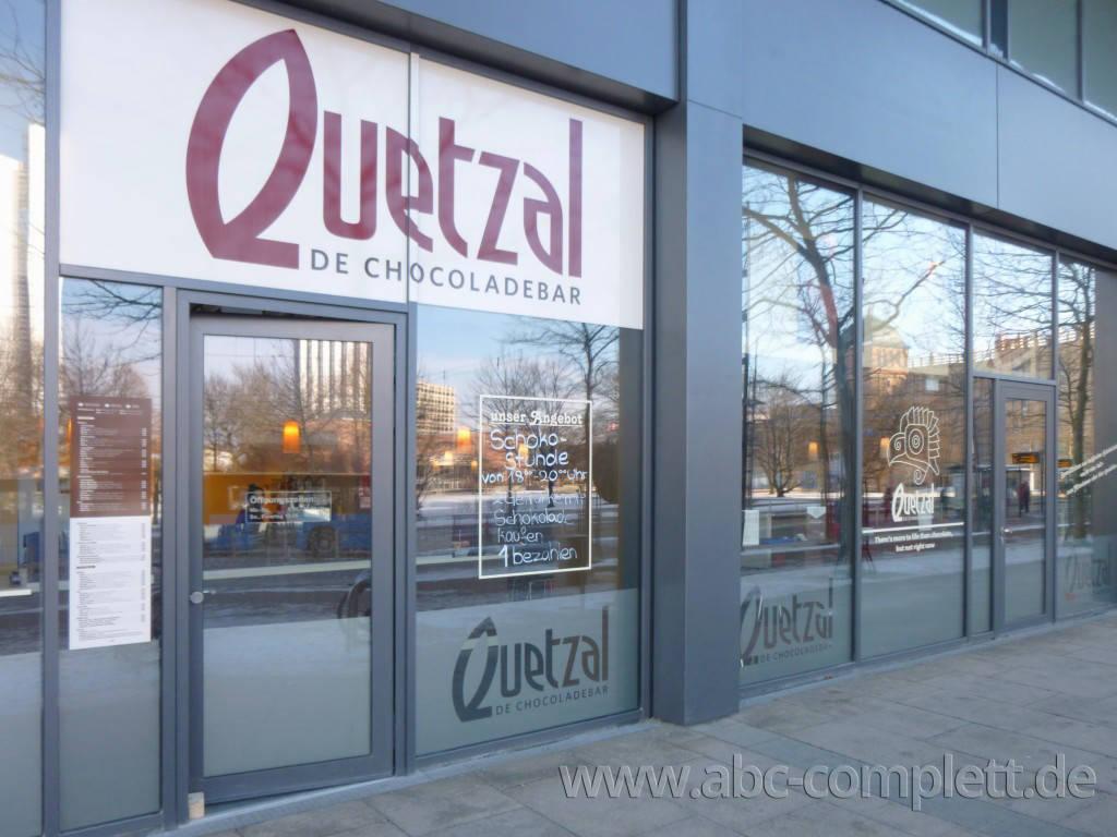 Ansicht des Geschäfts: Quetzal, Die Schokoladenbar, Chemnitz, Foto 1