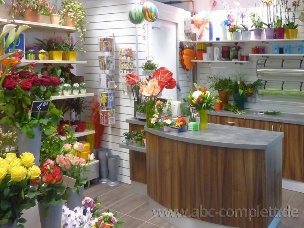Ansicht des Geschäfts: Blumen Röwer, Hauptbahnhof, Berlin / Mitte, Foto 2