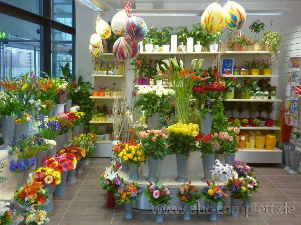 Ansicht des Geschäfts: Blumen Röwer, Hauptbahnhof, Berlin / Mitte, Foto 4
