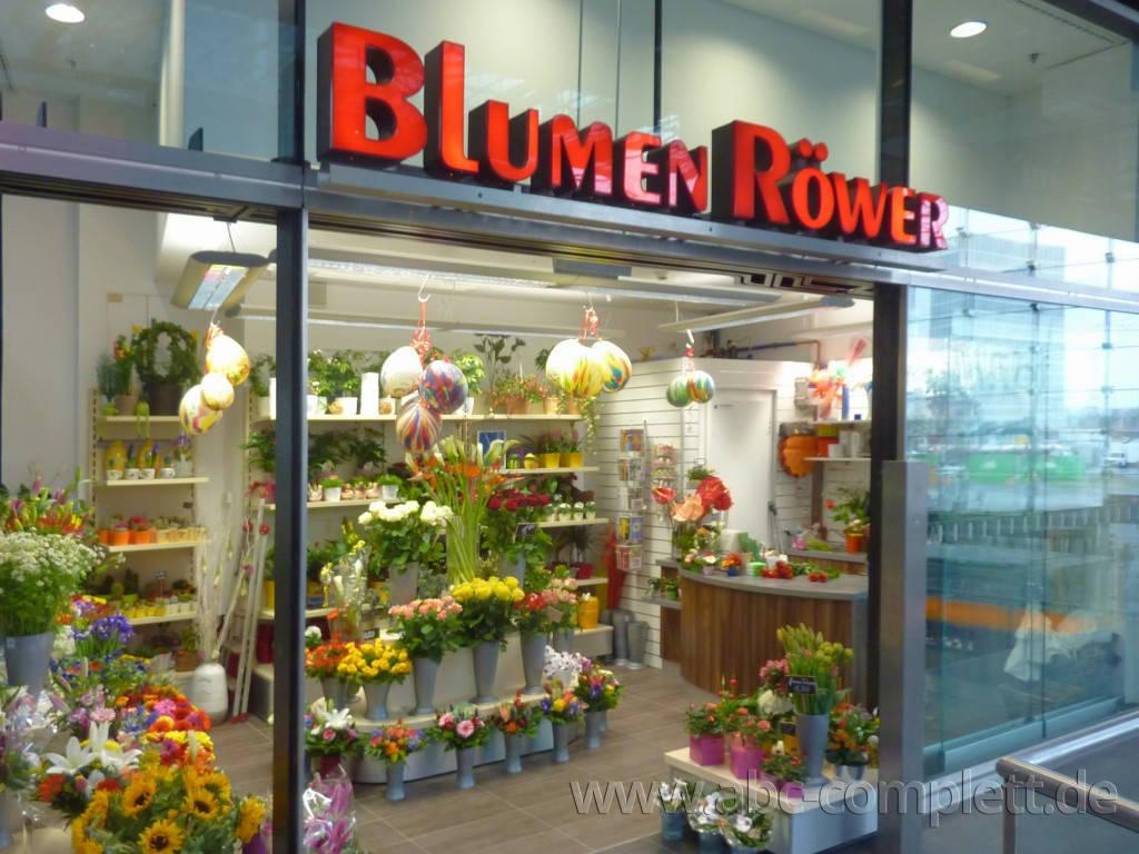 Ansicht des Geschäfts: Blumen Röwer, Hauptbahnhof, Berlin / Mitte, Foto 6