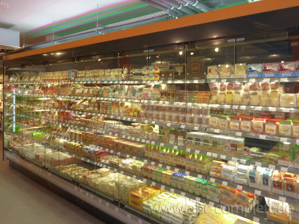Ansicht des Geschäfts: Veganz wir lieben leben, veganer Supermarkt, Essen / Grüne Mitte, Foto 3