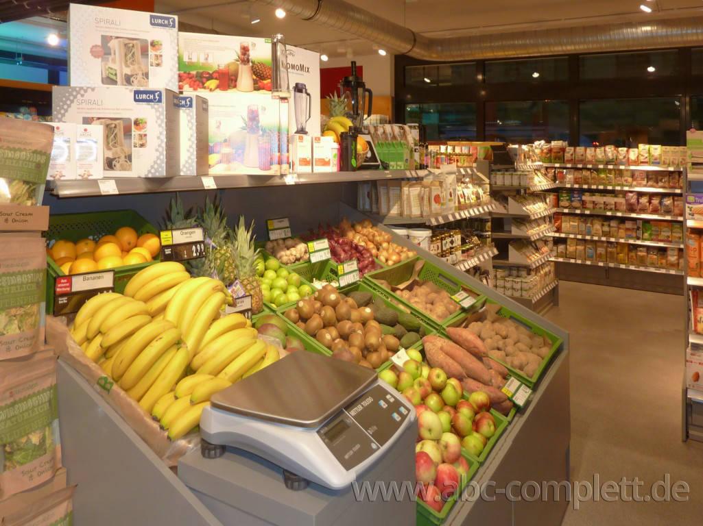 Ansicht des Geschäfts: Veganz wir lieben leben, veganer Supermarkt, Essen / Grüne Mitte, Foto 4