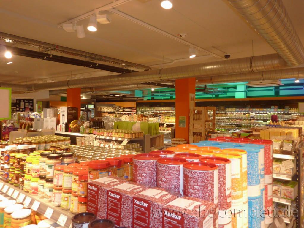 Ansicht des Geschäfts: Veganz wir lieben leben, veganer Supermarkt, Essen / Grüne Mitte, Foto 8