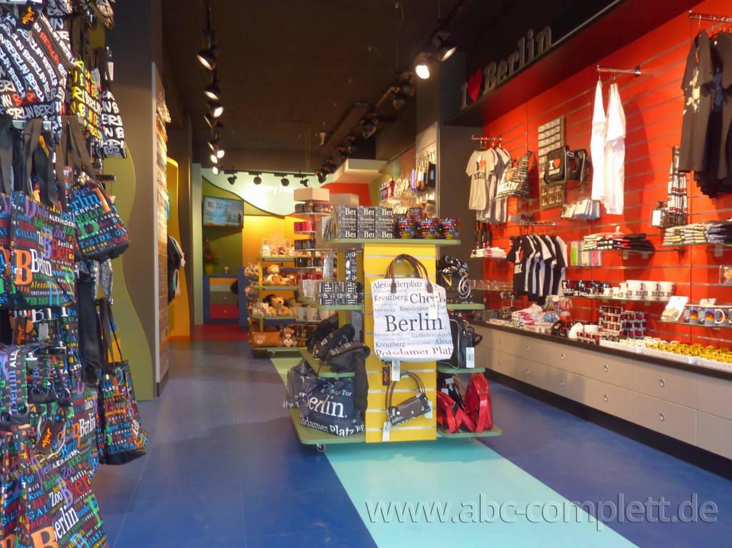 Ansicht des Geschäfts: Berlin Souvenirs, Kurfürstendamm, Berlin / Wilmersdorf, Foto 3