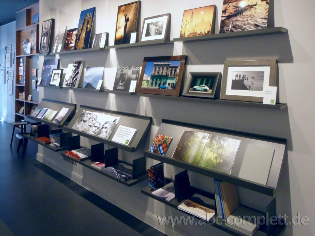 Ansicht des Geschäfts: White Wall, Design by Dan Pearlman Markenarchitektur, Berlin / Mitte, Foto 2