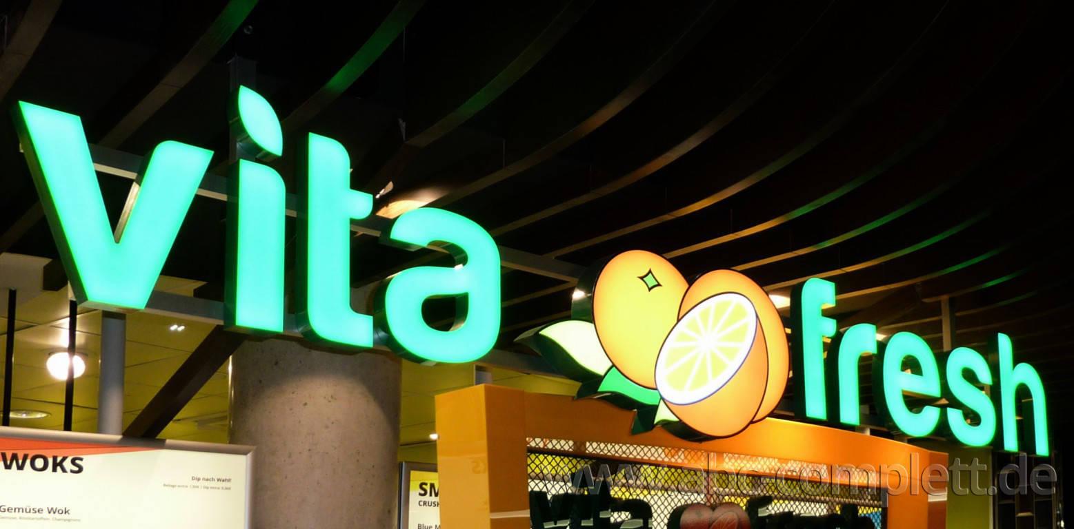 Ansicht des Geschäfts: Vita Fresh, Mall Of Berlin / Leipziger Platz 12, Berlin / Mitte, Foto 1